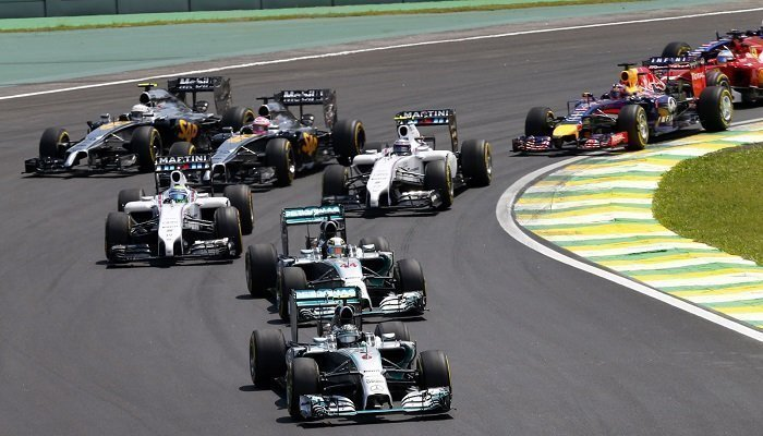 Formula 1 Brazil GP Early Betting 1