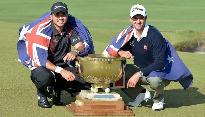 Bet Early on the World Cup of Golf 1