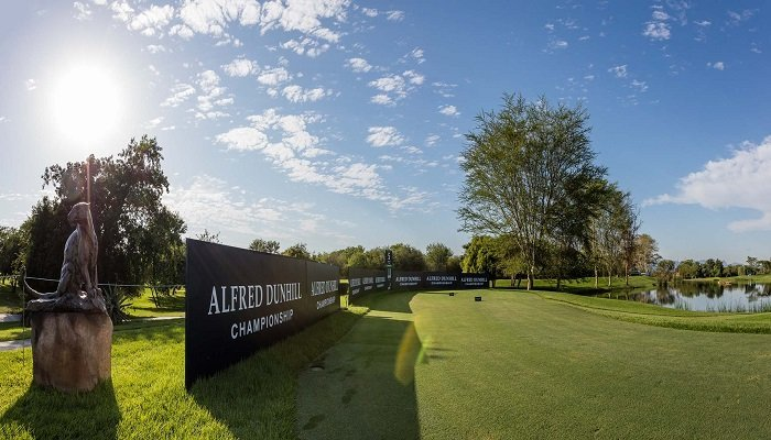 Bet Early on the Alfred Dunhill Championship Golf Tournament 1