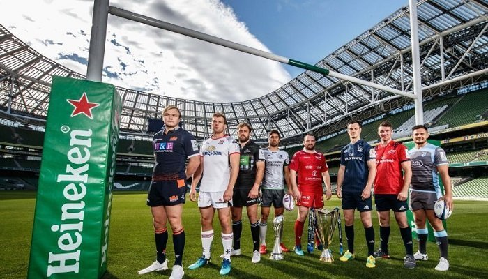 Place Your Bets on the Heineken Champions Cup 2018/19 2