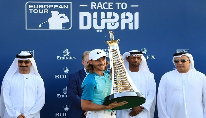 Will Tommy Fleetwood Win the Race to Dubai Tournament? 1