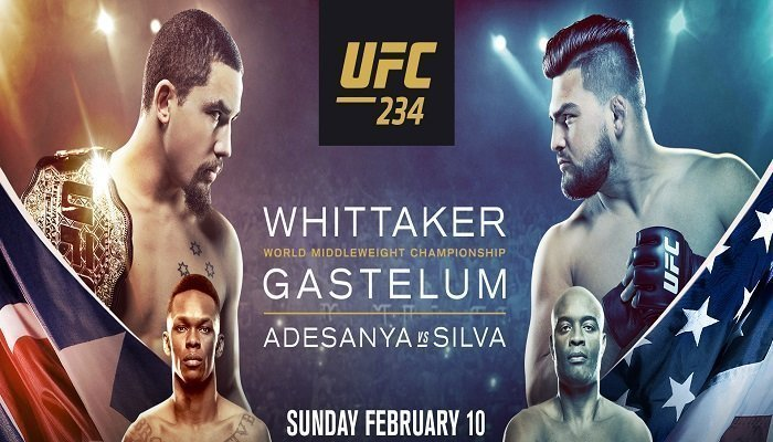 Buren v Martinez and Other UFC 234 Bouts