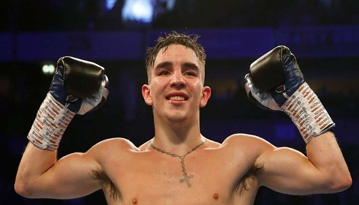 Michael Conlan vs. Ruben Garcia Hernandez Betting 1