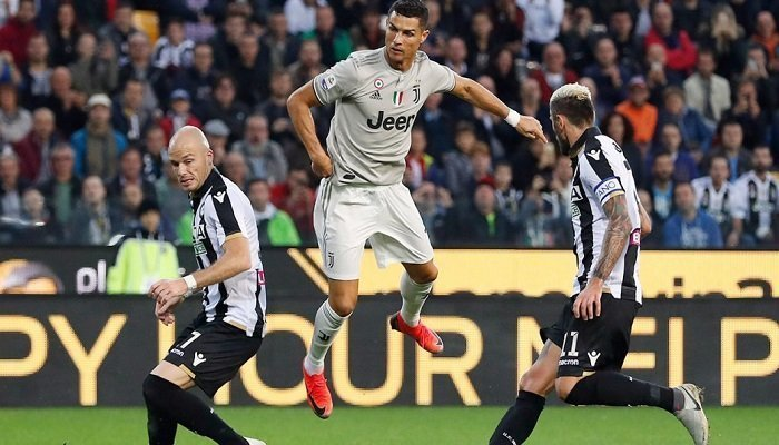 Italy Serie A Juventus vs. Udinese Match Betting 1