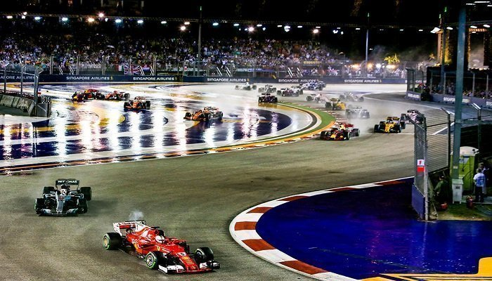 Singapore Grand Prix Smart Money Bets 1
