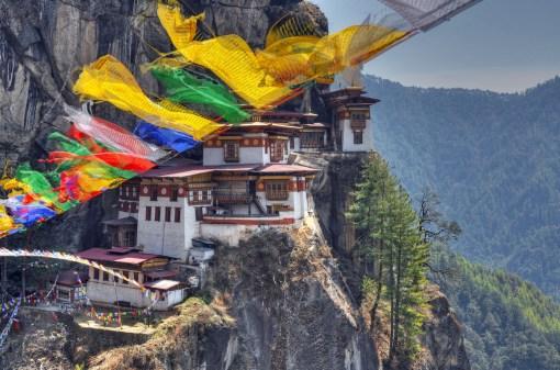 Tour tuần trăng mật Bhutan 5N4Đ (Changangkha Lhakhang)