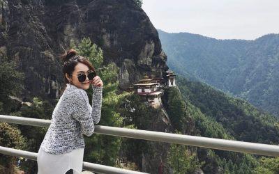 Chuyện khách hàng của Du Lịch Bhutan: Bộ ảnh xứ thần tiên của Lindsie Phạm