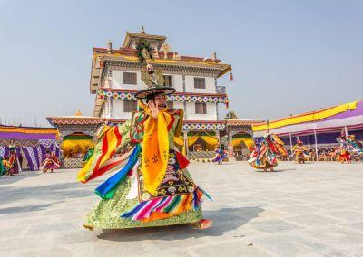 Tour văn hóa Bhutan 7N6Đ (Haa Valley)