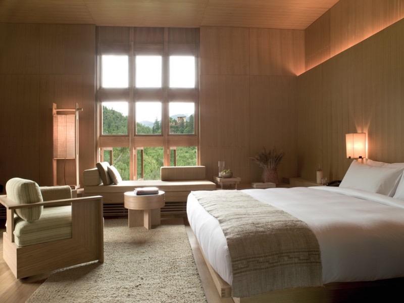 Phòng khách sạn tại Bhutan