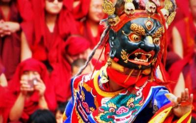 Khám phá lễ hội Punakha Tshechu tại Bhutan