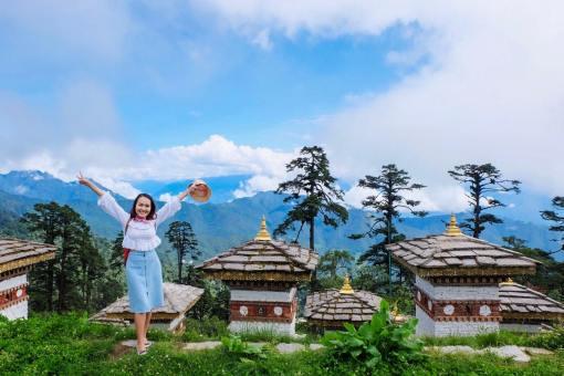 Khám phá văn hoá Bhutan 5N5Đ Paro-Thimphu-Punakha: bay thẳng từ HCM 29.08 – 02.09