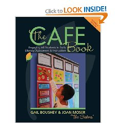 The Cafe Book by Gail Boushey and Joan Moser