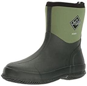 womens rubber work boots