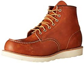"""Red Wing Heritage Men's Classic Moc 6"""" Boot"""