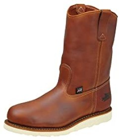 Thorogood Men's American Heritage Wedge Pull on Boots