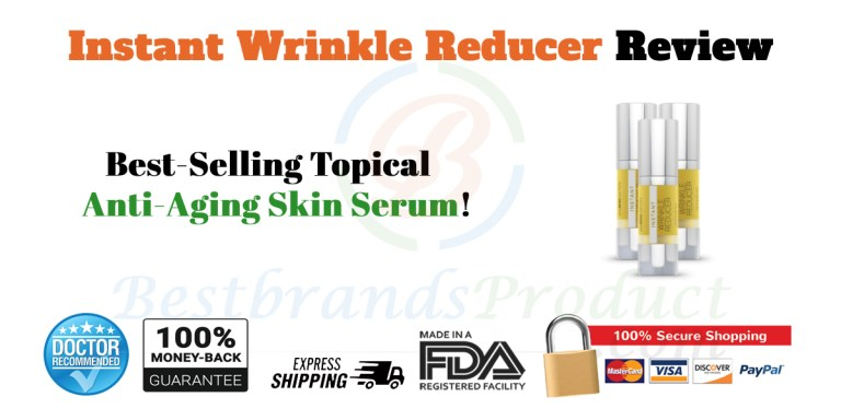 Instant Wrinkle Reducer Review