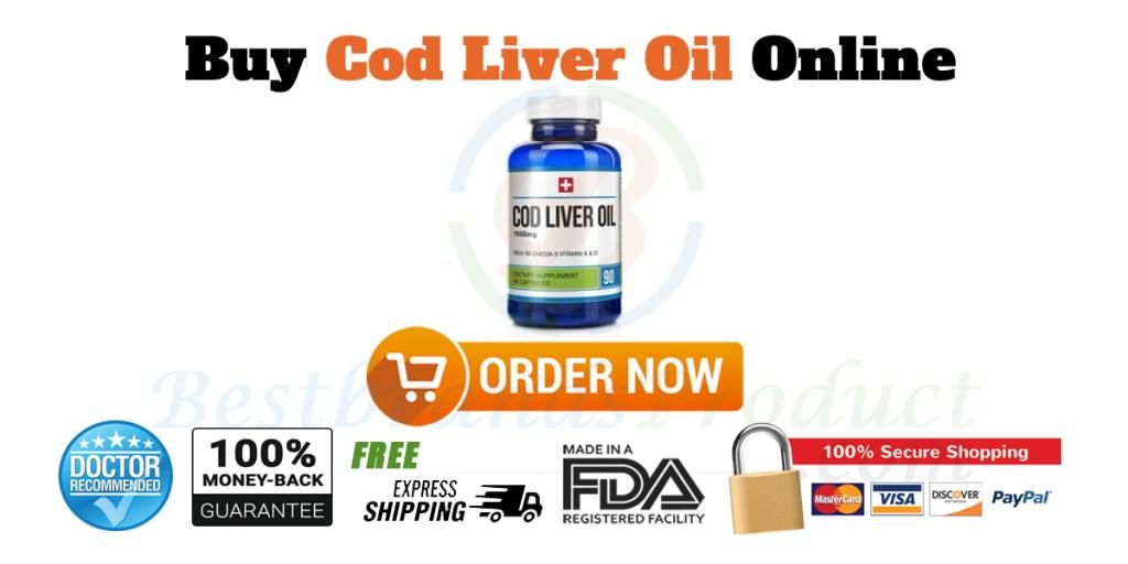 Buy Cod Liver Oil Online