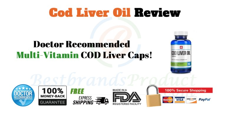 Cod Liver Oil Review