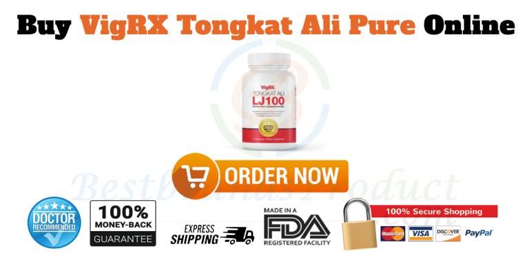 Buy VigRX Tongkat Ali Pure Online