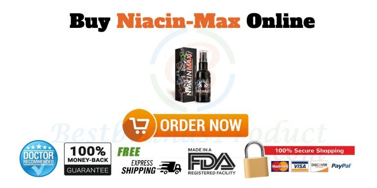 Buy Niacin-Max Online
