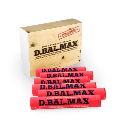 D-Bal Max Featured