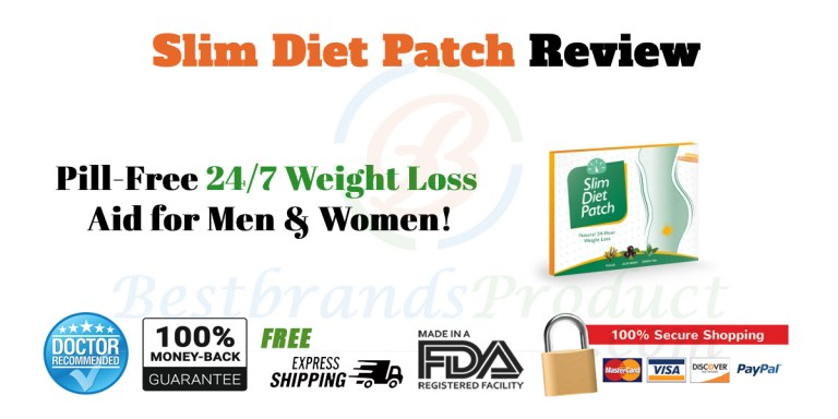 Slim Diet Patch Review