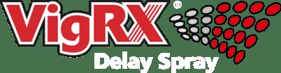 VigRX Delay Spray Logo