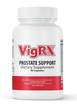 VigRX Prostate Support Review