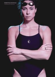 Celeb Swimmer uses BlackWolf Pre-Workout