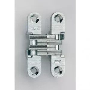MODEL 204SS STAINLESS STEEL INVISIBLE HINGE