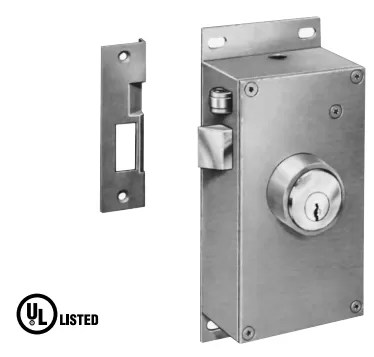 120M Deadlatch Electro-Mechanical Locks