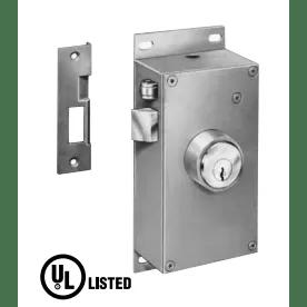120MC Half-Cycle Deadlatch Electro-Mechanical Locks
