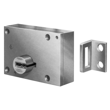 15 LATCH Mechanical Locks