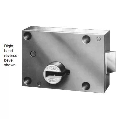 17 LATCH Mechanical Locks