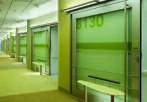 Series 2500 All-Glass Sliding Door