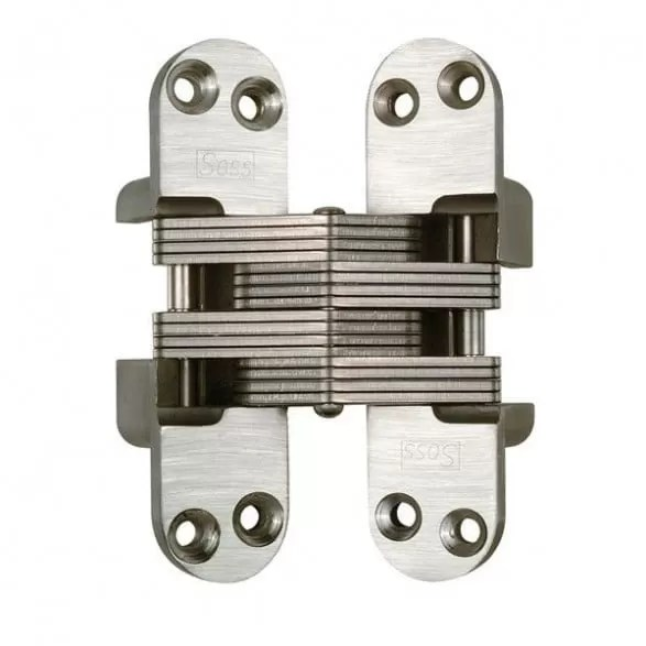 MODEL 418SS STAINLESS STEEL INVISIBLE HINGE
