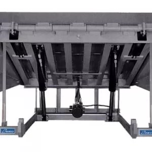 HD series heavy capacity hydraulic dock leveler