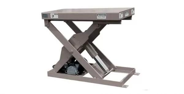 Ergonomic lift, tilt and turn tables