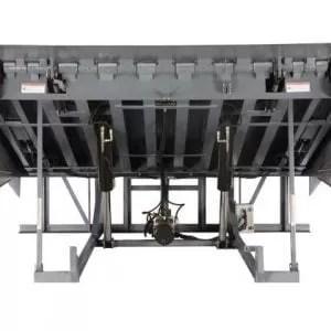 VERSA series hydraulic dock leveler