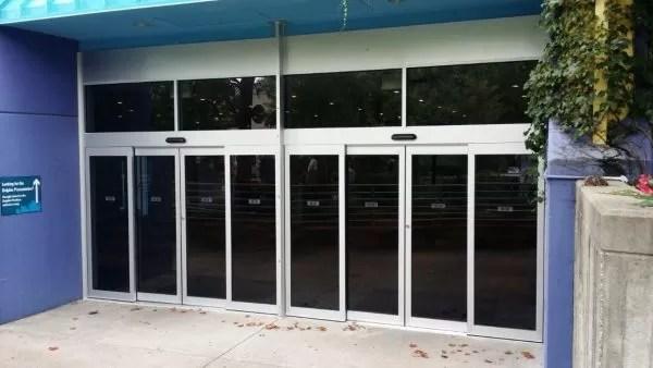 5100 series sliding door system 312