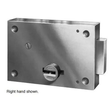 80 Deadlock Mechanical Locks