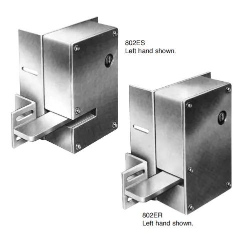 800 Gate Locks Electro-Mechanical Locks