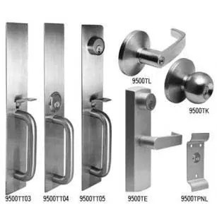 Dorex 9500 Trim Series Exit device