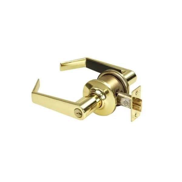 4300LN Series Tubular Lever Locks