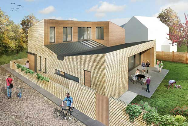 Airtight-Guide-Passivhaus-Show-Home