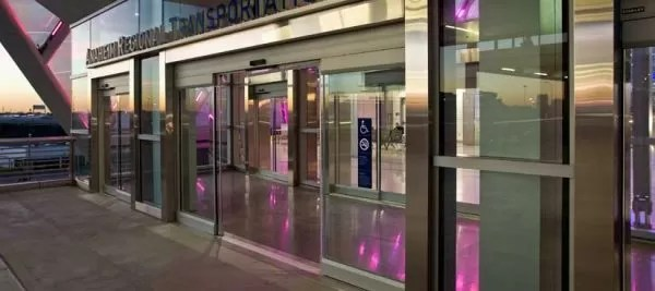 DURA-GLIDE 2000 AND 3000: ALL GLASS AUTOMATIC SLIDING DOOR SERIES