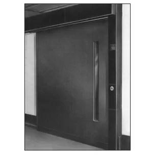 D CORRIDOR DOOR OPERATOR Sliding Devices