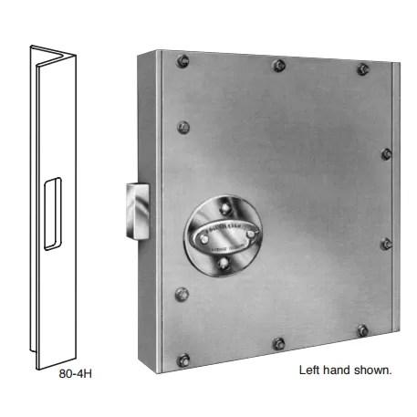 FGM-80 Deadlock Mechanical Locks