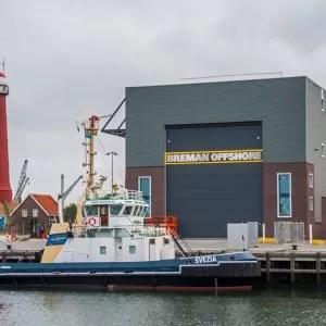 IJmuiden Breman