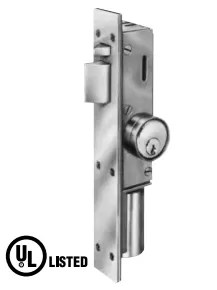 NS400E Solenoid-Operated Deadlatch Electro-Mechanical Locks